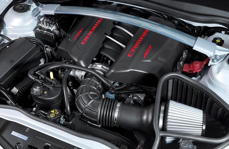 Новый Chevrolet Camaro Z28 - 2014 модельного года