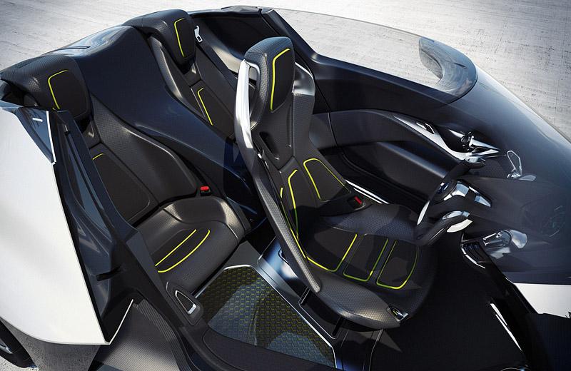 Nissan BladeGlider Concept - хрупкий драгстер, работающий на электричестве?