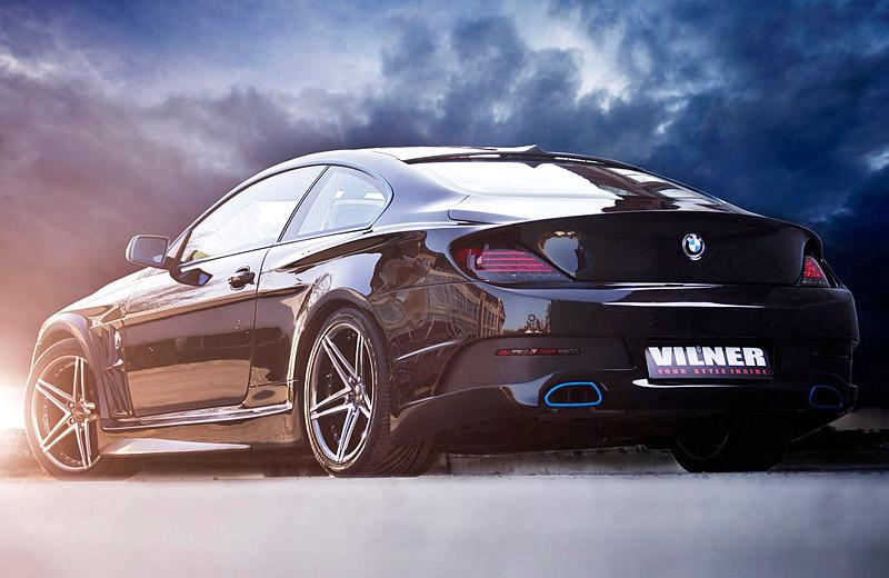 BMW 6-Series Vilner Bullshark - современный облик для старого BMW 645i