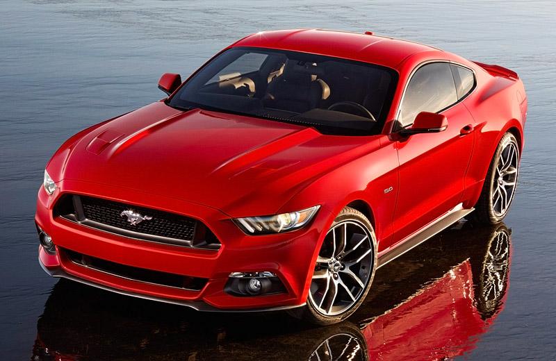 Ford Mustang 2015 - Шестое поколение легендарного маскл-кара