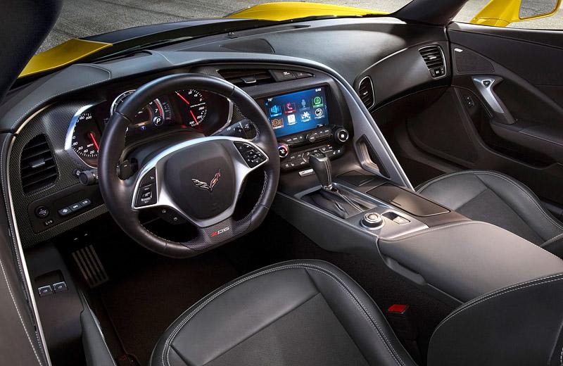 Chevrolet Corvette Z06 2015 — гром среди ясного неба