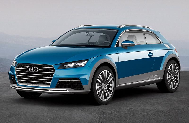 Audi Allroad Shooting Brake Concept - концепт, лишённый будущего