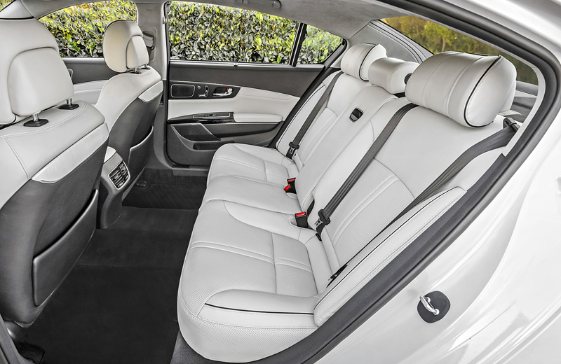 Kia K900 эконом-премиум для Америки