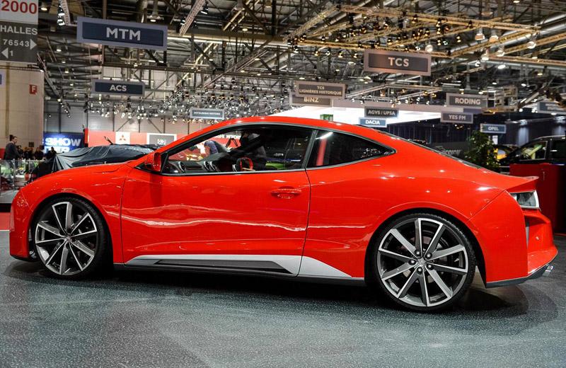 Gumpert Explosion - новый, послекризисный автомобиль от немецкого производителя суперкаров