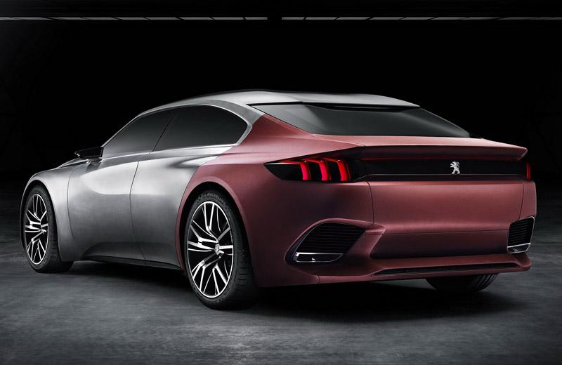 Peugeot Exalt Concept - Onyx, ты ли это?