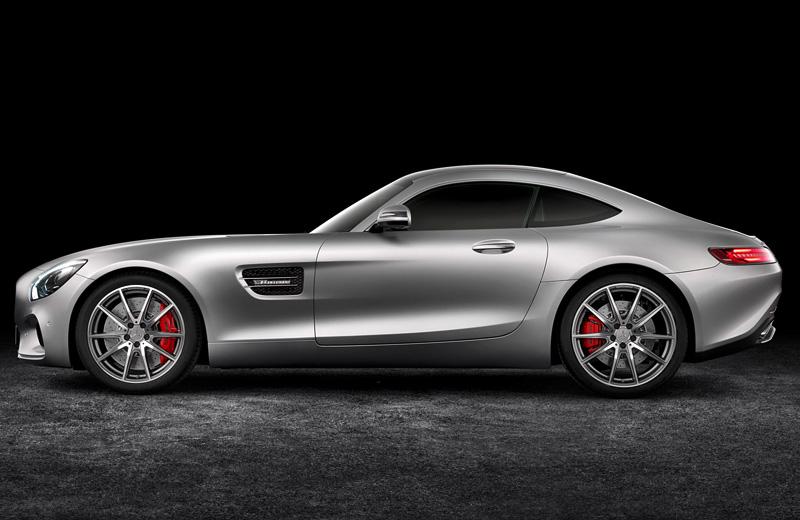 Mercedes-AMG GT - теперь без Benz