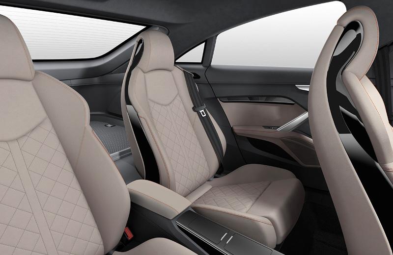 Audi TT Sportback concept - предсерийный образец новой модели