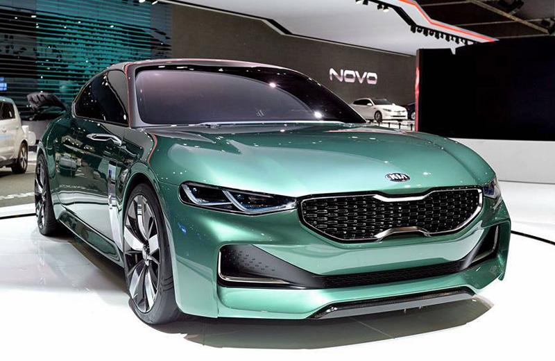 Kia Novo Concept – так ли много в нём Novoго?