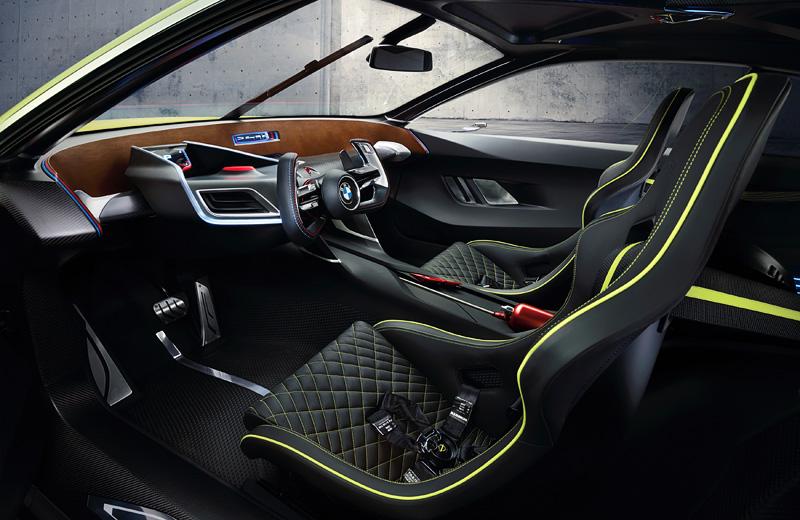 BMW 3.0 CSL Hommage – возрождение баварской легенды