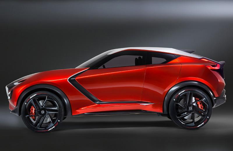 Nissan Gripz Concept – проходимый не значит медленный