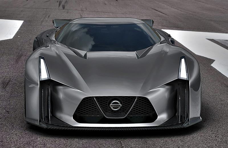 Nissan Concept 2020 Vision Gran Turismo – GT-R будущего