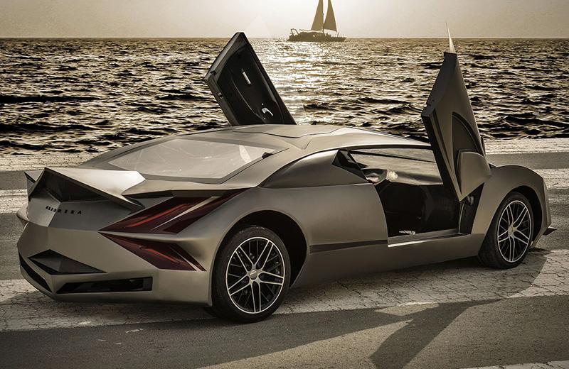 Elibriea Automotive Equvallas – очередной «привет» с берегов Персидского залива