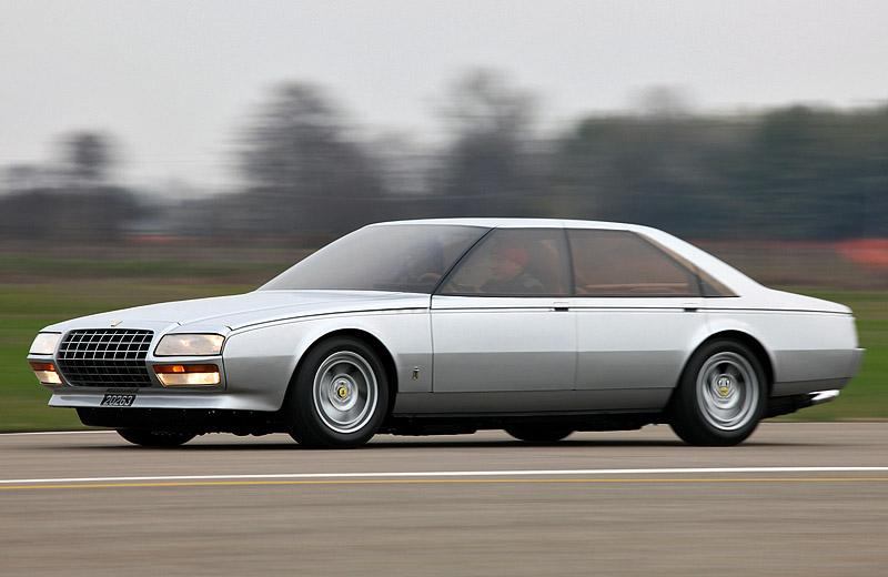 Ferrari Pinin - врожденный паралич излечен