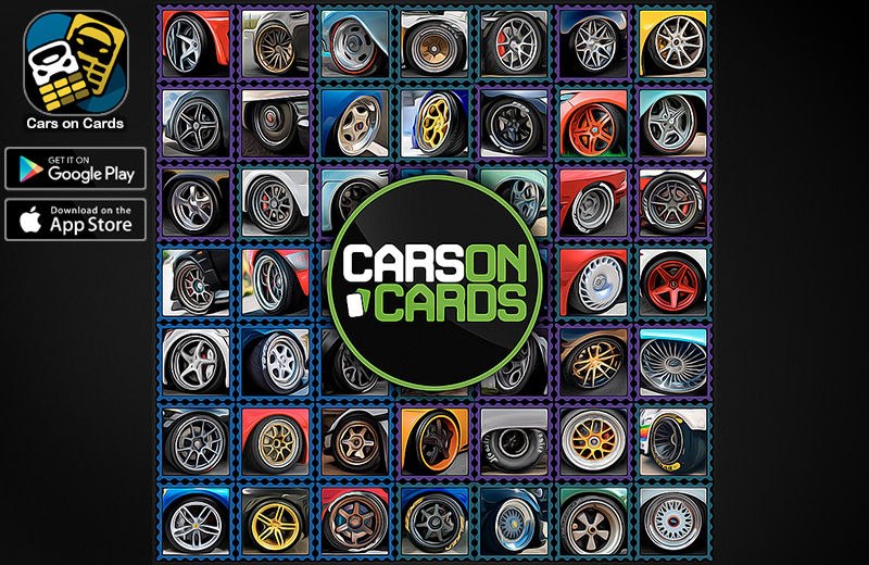 Cars on Cards Game - игра викторина (Android, iOS)