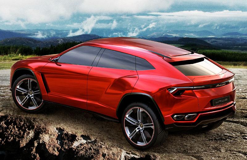 Ламборгини выпустит кроссовер - Lamborghini Urus Concept