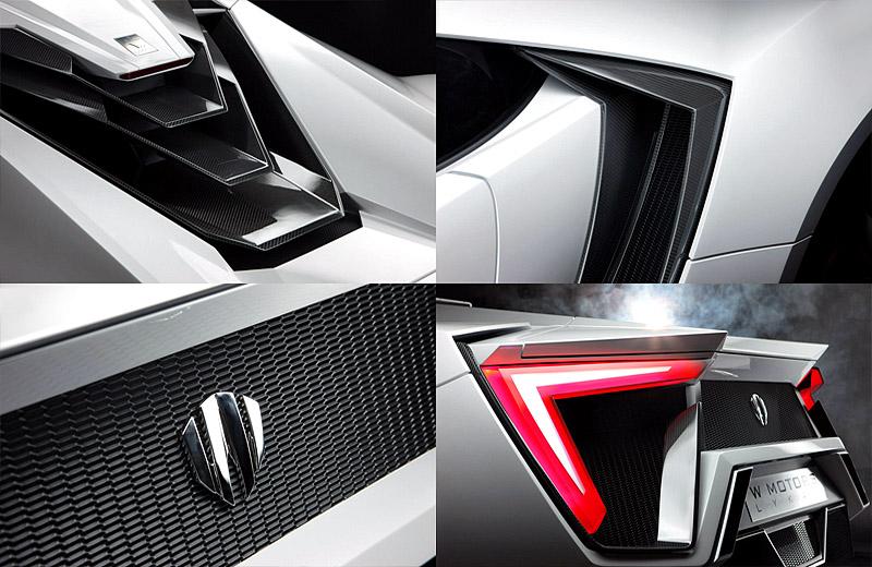 W Motors Lykan Hypersport - эксклюзивный арабский гиперкар
