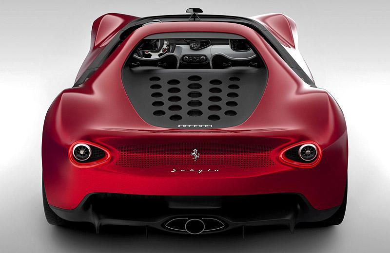 Ferrari Sergio Concept: памяти маэстро посвящается