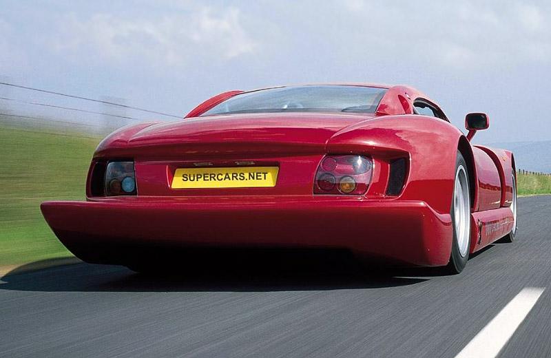 TVR Cerbera Speed 12: незаслуженно забытая всеми легенда