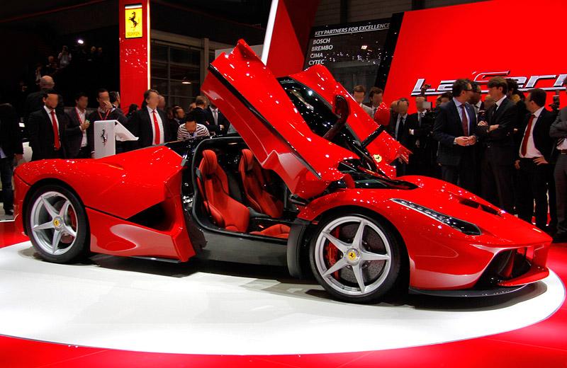 Ferrari LaFerrari – вдвойне Ferrari