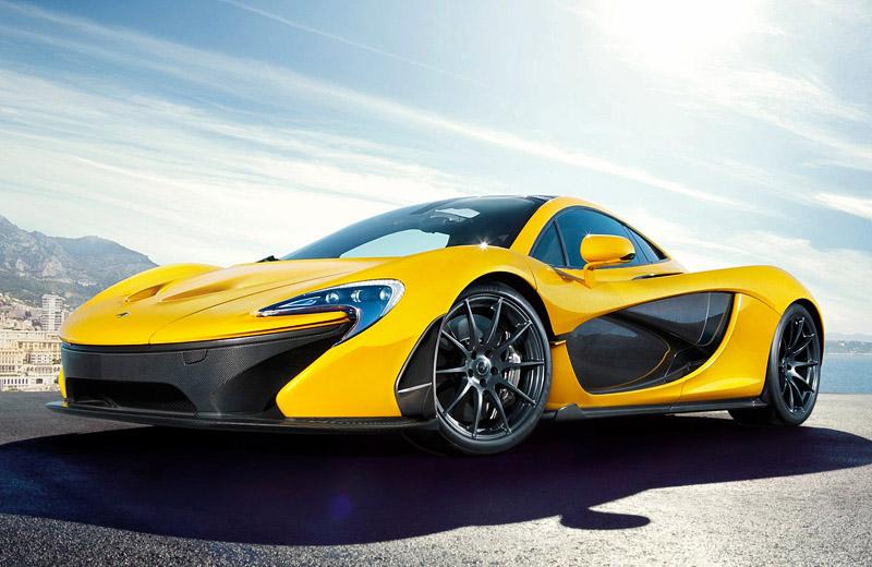 McLaren P1: изворотливый потомок легенды