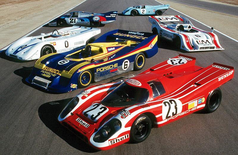 """1972 Porsche 917/30 Can-Am Spyder: легендарная """"убийца Can-Am"""" (продолжение)"""
