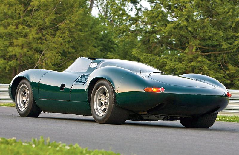 Jaguar XJ13: девять кошачьих жизней