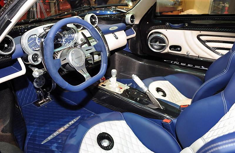 Pagani Zonda Tricolore: последнее олицетворение иконы мирового автомобилестроения