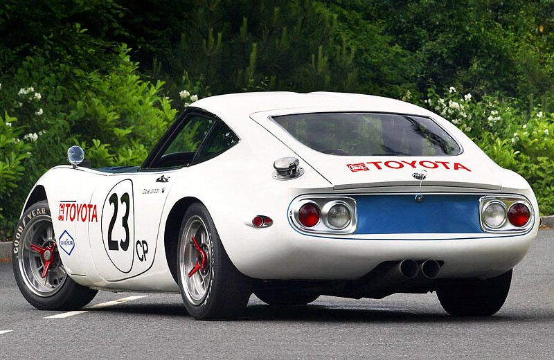 Toyota 2000 GT Shelby: не все Shelby из Америки
