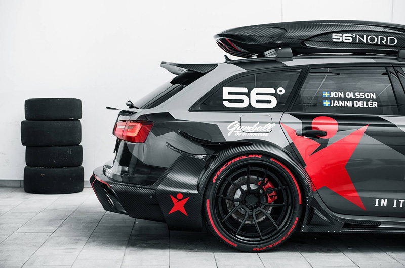 2015 Audi RS6 DTM Stertman Motorsport & Caresto