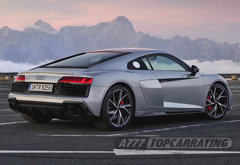 2020 Audi R8 RWD Coupe