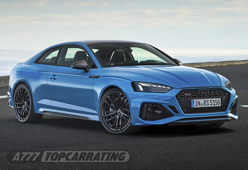 2020 Audi RS5 Coupe (B9)