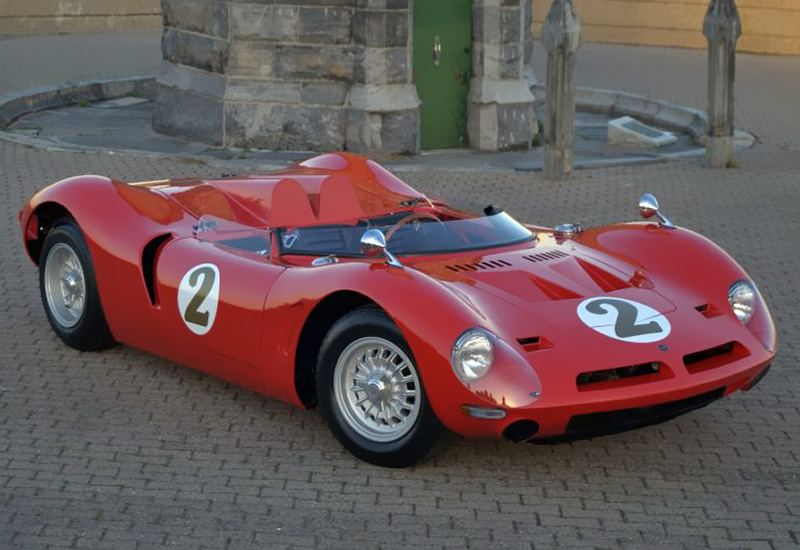 1966 Bizzarrini P538 Barchetta
