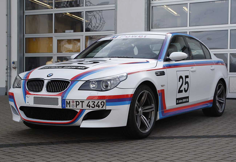2009 BMW M5 CSL 25th Anniversary (E60) - характеристики ...