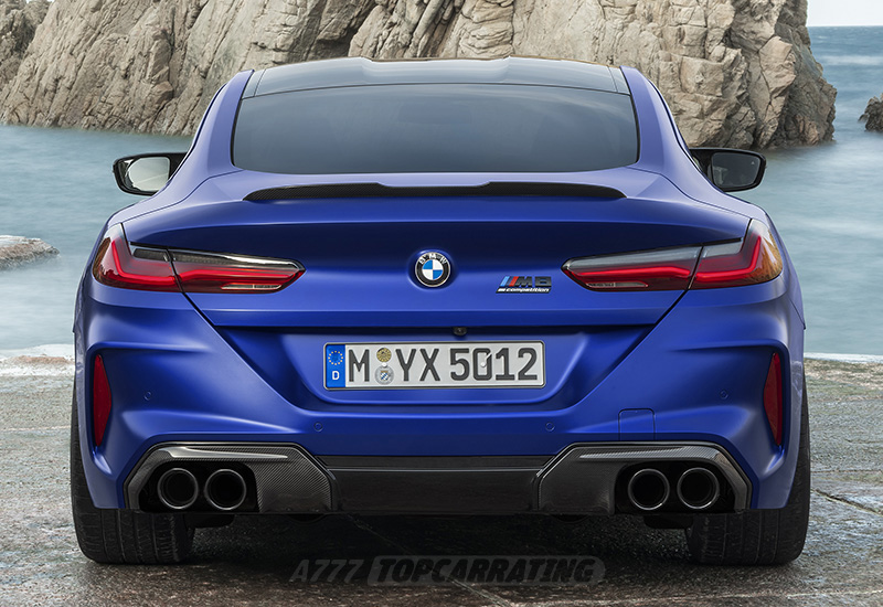 2020 BMW M8 Competition Coupe (F92)