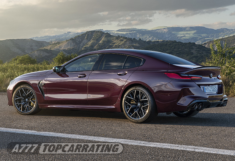 2020 BMW M8 Competition Gran Coupe (F93)