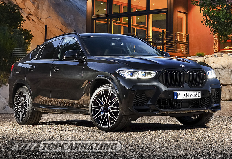 2020 BMW X6 M Competition (F86)