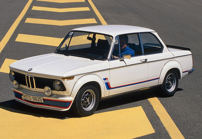 1974 BMW 2002 Turbo (E20)