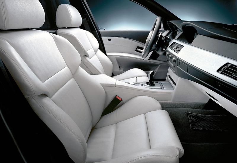 2005 BMW M5 (E60)