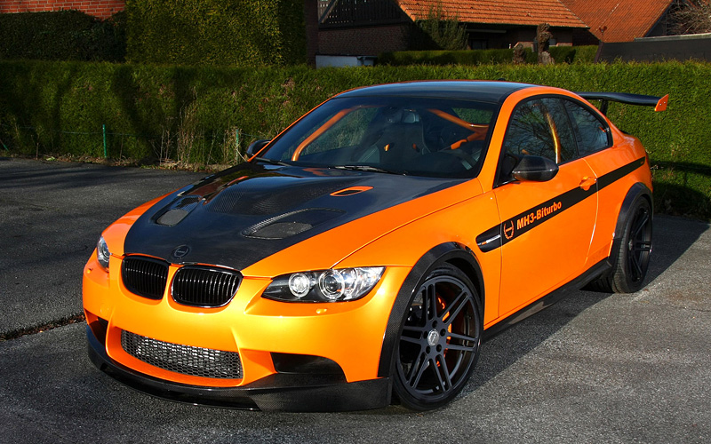 2011 BMW M3 Manhart Racing MH3 V8RS Clubsport