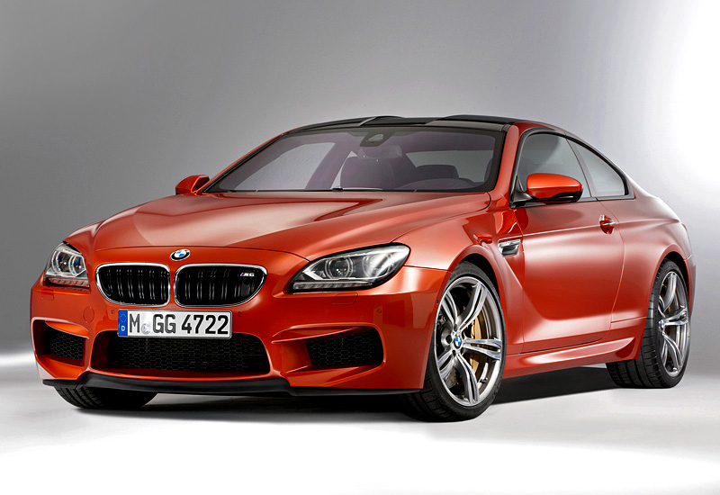 2012 BMW M6 Coupe (F13)