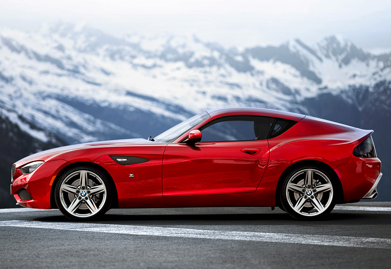 2012 BMW Zagato Coupe