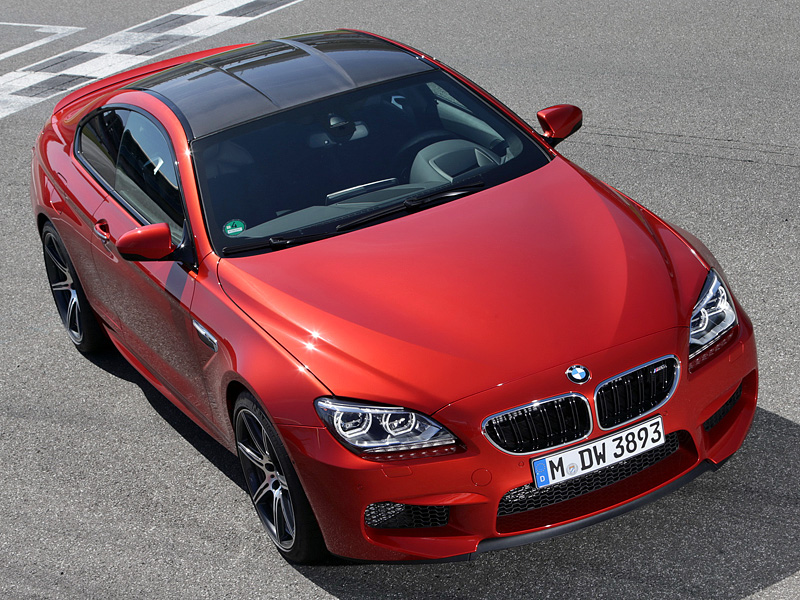 2013 BMW M6 Competition Package (F13)