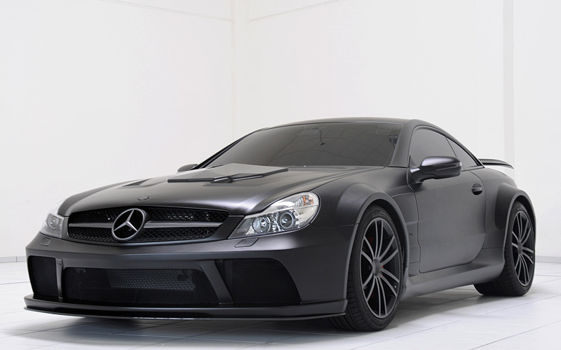 2010 Brabus T65 RS Mercedes-Benz SL65 AMG Black Series (R230)