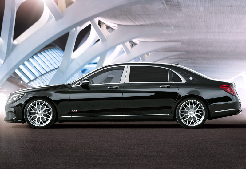 2015 Brabus Mercedes-Maybach S600 Rocket 900 6.3 V12