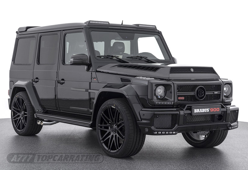 2018 Brabus 900 One of Ten (Mercedes-AMG G 65)
