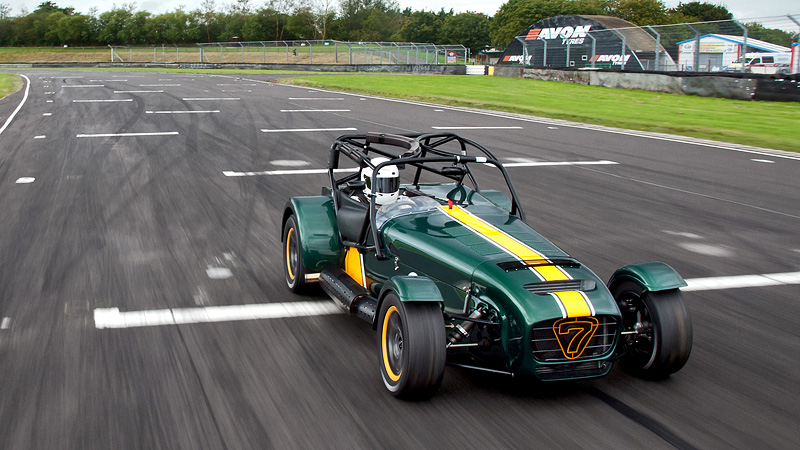 2013 Caterham Seven Superlight R600
