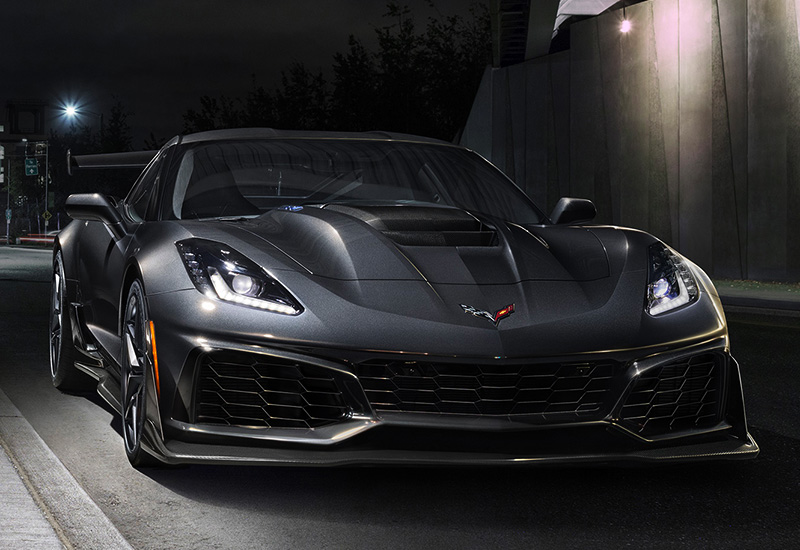 2019 Chevrolet Corvette ZR1 (C7)