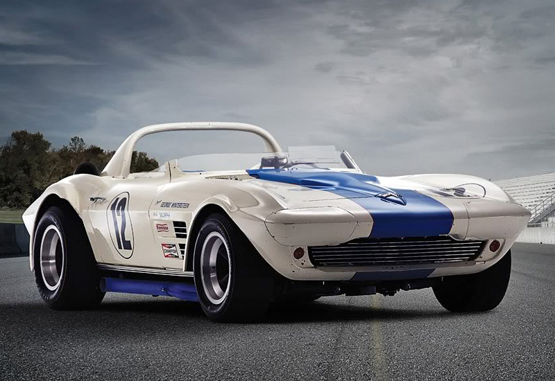 1963 Chevrolet Corvette Grand Sport Roadster