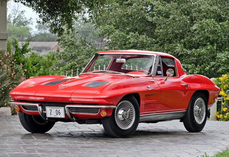 1963 Chevrolet Corvette Sting Ray Z06 (C2)