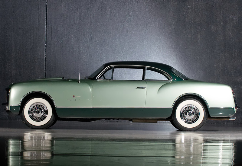 1953 Chrysler Special Coupe GS-1 by Ghia
